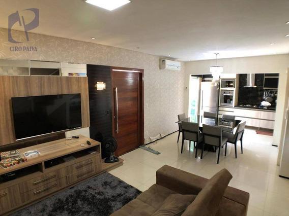 Casa Com 3 Dormitórios À Venda, 97 M² Por R$ 260.000 - Lagoa Redonda - Fortaleza/ce - Ca2977