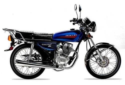 Baccio Classic F 200 - Moped