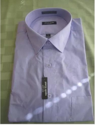 Camisa Para Hombre Marca Pierre Cardin Talla L Importado Usa