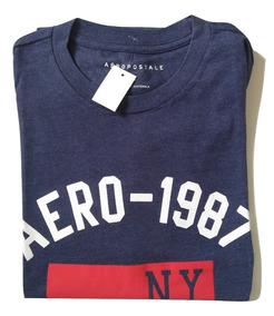 Camisetas Masculinas Aeropostale Original Camisa Hollister