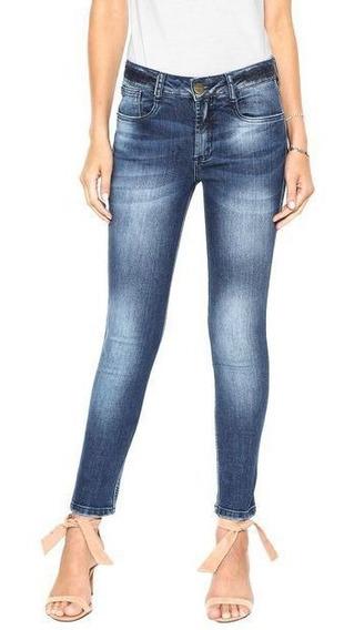 Calça Jeans High Skiny Second Lança Perfume Original