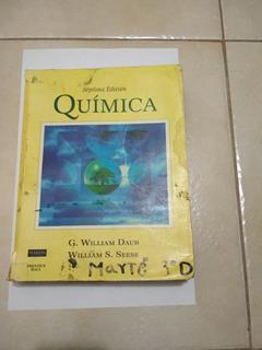 Libro Química 7ma. Ed., G. William Daub-william S. Seese