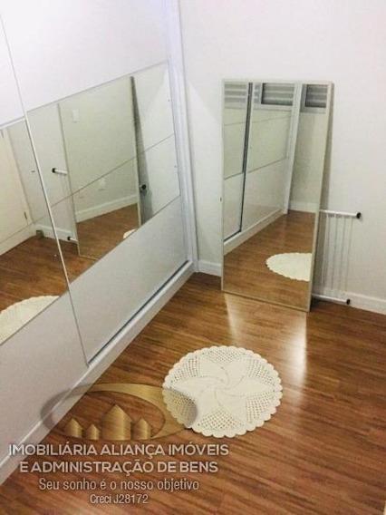 Apartamento Para Locação Em Cajamar, Portais (polvilho), 2 Dormitórios, 1 Banheiro, 1 Vaga - 3571
