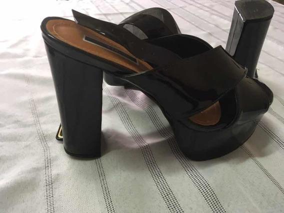 Zapatos De Fiesta Viamo 39 Impecables!