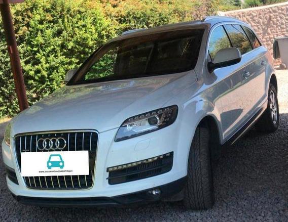 Audi Q7 Tdi 3.0 Diesel 2013