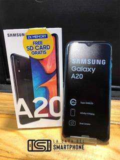 Samsung Galaxy A20 32gb   Somos Tienda Física Ccct