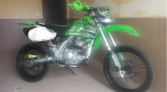 Kawasaki Klx650 R