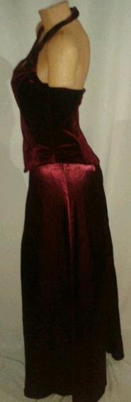 Vestido De Fiesta Largo Nuevo Elegante Estilo Medieval