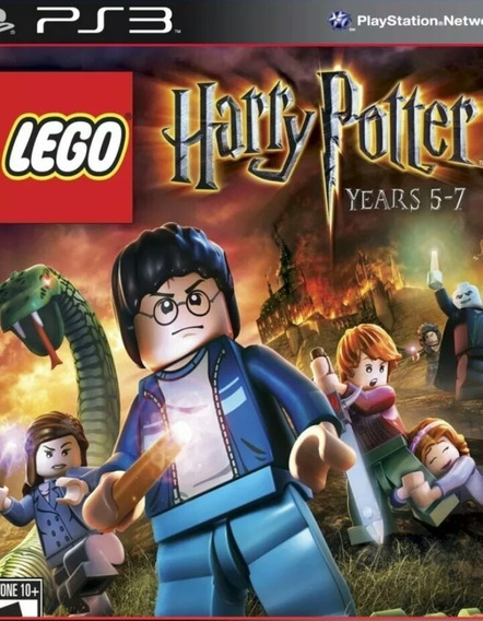 Lego Harry Potter 5-7 Ps3 Playstation 3 Jogo Comprar