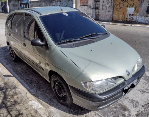 Renault Scenic 1999 2.0 Rt 5p