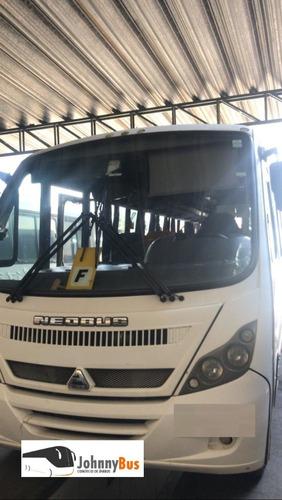 Micro Ônibus Rodoviário Neobus Thunder Ano 2009/09 Johnnybus