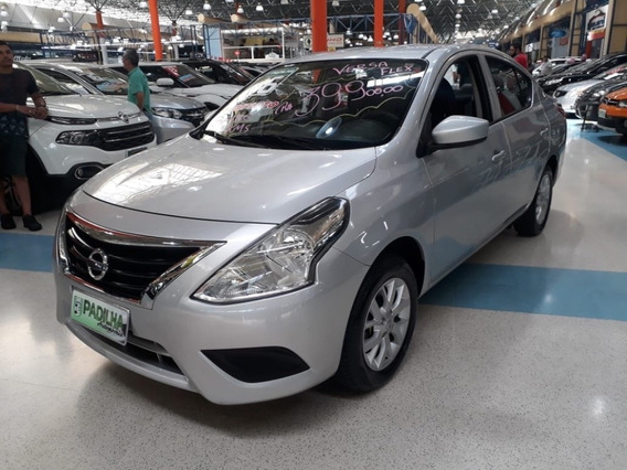 Nissan Versa 1.0 S #completo# #baixa Km#