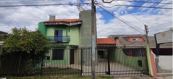 Sobrado Para Venda Em Guarapuava, Santa Cruz - _2-1057689