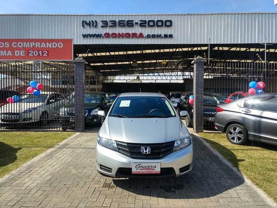 Honda City Dx 1.5 16v Flex Mec. 2014