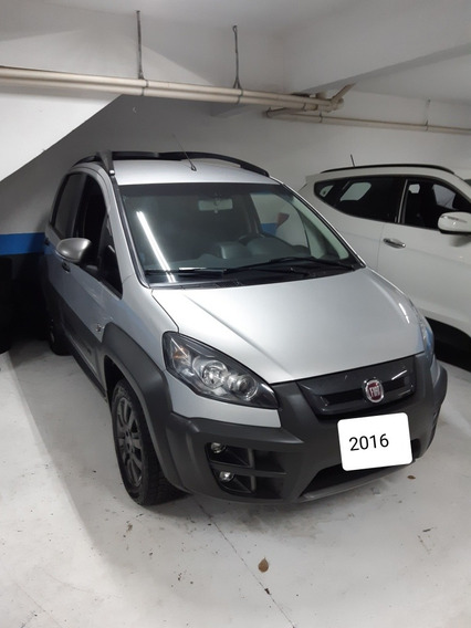 Fiat Idea 1.8 16v Adventure Extreme Flex Dualogic 5p 2016