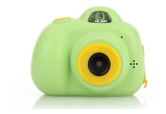 Camera Fotográfica Digital Infantil - Kids Super Premium Top