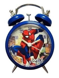 Reloj Despertador Cresko Spiderman A453