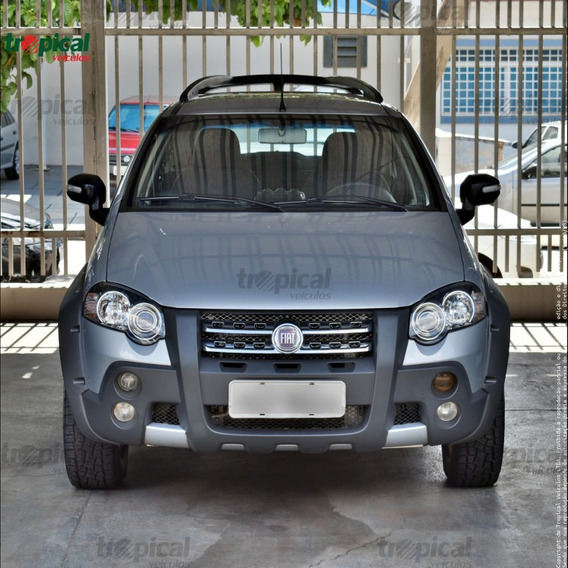 Fiat Palio Adventure Weekend 1.8 16v