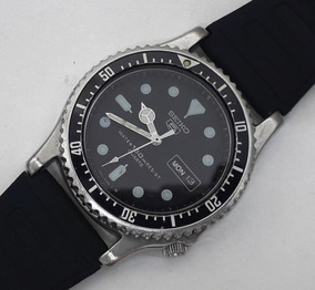 Relógio Seiko Diver V333 Submarino Raridade - Lorus Aka Alba