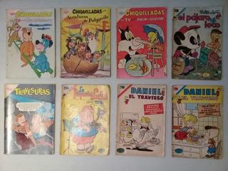 Vintage Comics Chiquilladas, Travesuras Y Otras Historietas