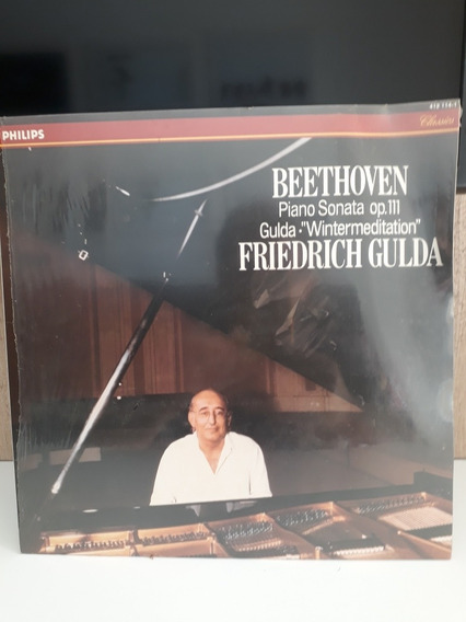 Lp Beethoven Piano Sonata Op.111