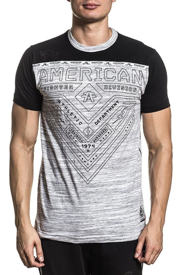 Remera American Fighter By Affliction Crystal River