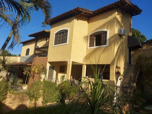 Casa Com 2 Quartos Por R$ 650.000 - Colubande /rj - Ca21404