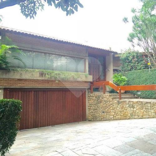 Casa Térrea Com 4 Dormitórios 2 Suítes Para Locação - Chácara Monte Alegre - 226-im72489