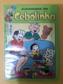 Revista Almanaque Do Cebolinha N°60