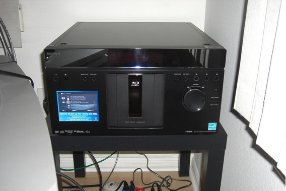 Blu Ray Disc Sony Rocola Reproductor Disco Blu-ray Dvd Home