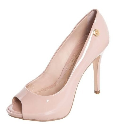 Sapato Feminino Peep Toe