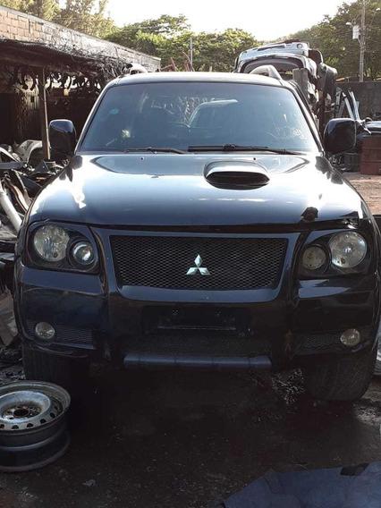 Sucata Pajero Sport Hpe 4x2 3.5 V6 Automática