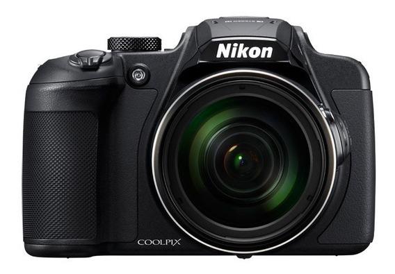 Camera Nikon Coolpix B700 20mp 60x Wifi Preto