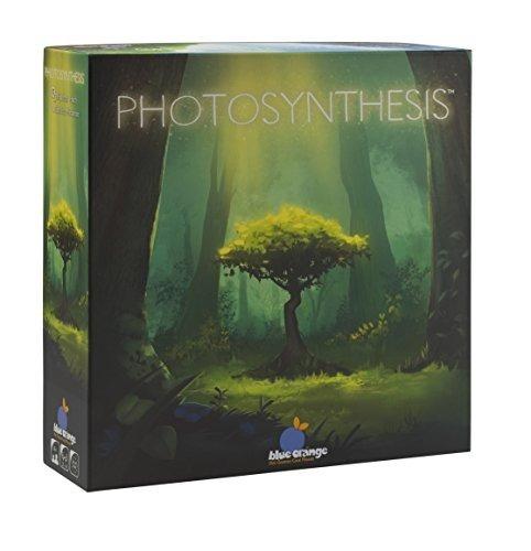 Blue Orange Juegos Photosynthesis Strategy Board Game