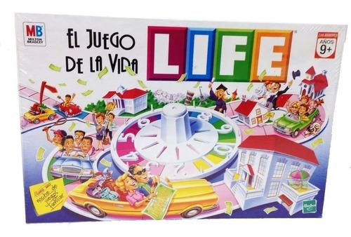 Imagen 1 de 4 de El Juego De La Vida Life Clasico Original Licenciado Hasbro