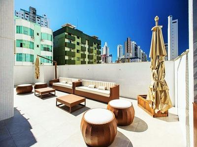 Apartamento 3 Dormitorios Regiao Do Shopping Atlantico Mobiliado Alto Padrão - 3d206 - 33444783