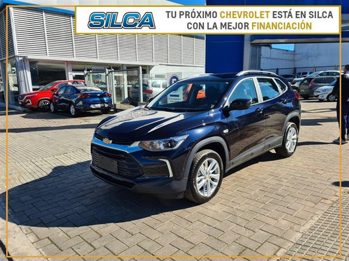 Imagen 1 de 13 de Chevrolet Tracker Ltz 2022 Azul 0km