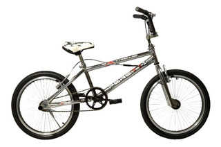 Bicicleta Bmx Rodado 20 Peretti Extreme Freestyle Con Rotor Giro 360 Reforzada Trucos Nenes Nenas Todo Sobre Ruedas