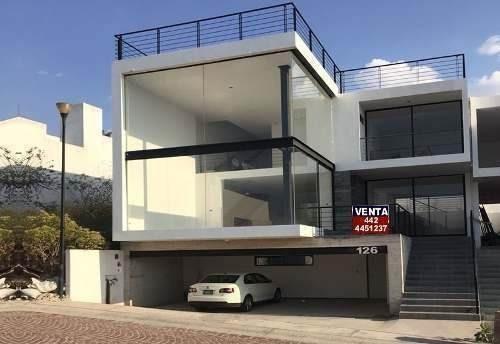 Casa En Venta En Cumbres Del Lago, Minimalista.- Luxury Lujo