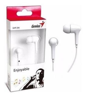 Auricular Genius Por Cable Ghp-206