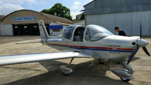 Aviação Ultraleve Tecnam P96 Golf Experimental 2000 Rotax