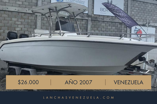 Lancha Aquanautic Open 24 Lv762