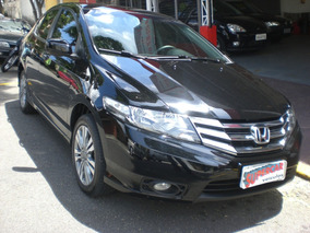 Honda City 1.5 Lx 2010 Flex Aut. 4p