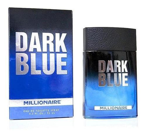 Imagen 1 de 1 de Colonia Hombre Millionaire Dark Blue 95ml / Superstore