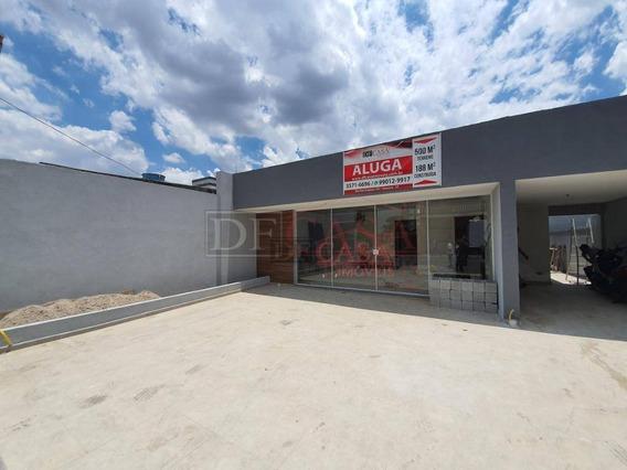Ponto Comercial Para Locação Em Itaquera - Ca0464