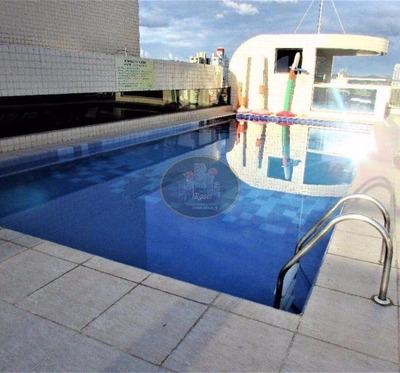 Apartamento Residencial À Venda, Gonzaga, Santos. - Codigo: