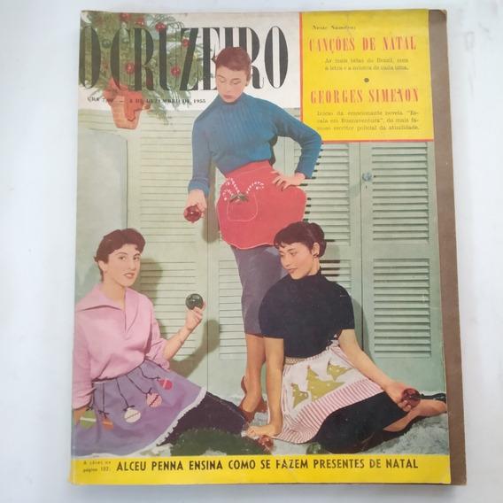 Revista O Cruzeiro 3 De Dezembro De 1955
