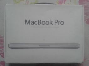 Caixa Vazia Do Macbook Pro 13