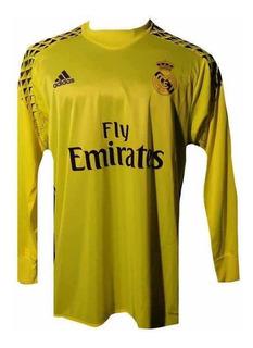 Camiseta Del Real Madrid De Arquero #1 Keylor Navas