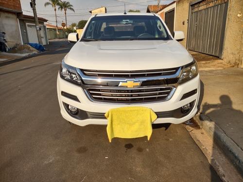 Imagem 1 de 15 de Chevrolet S10 2017 2.8 Lt Cab. Dupla 4x4 Aut. 4p